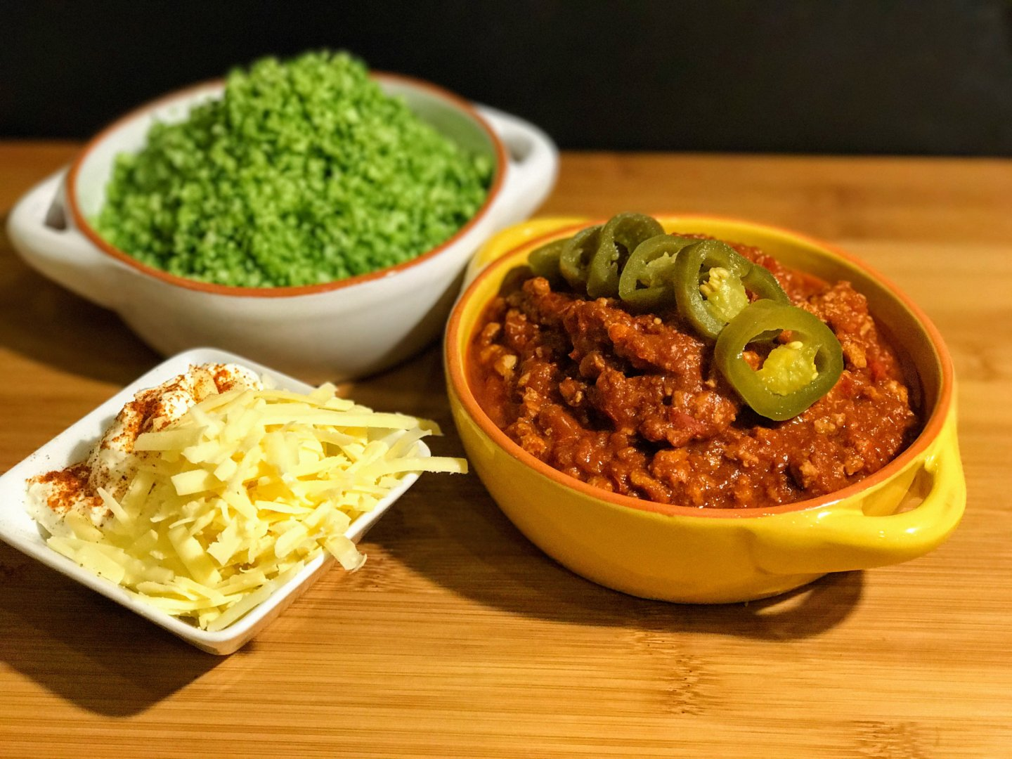 Quickie Beef Chilli 1.0