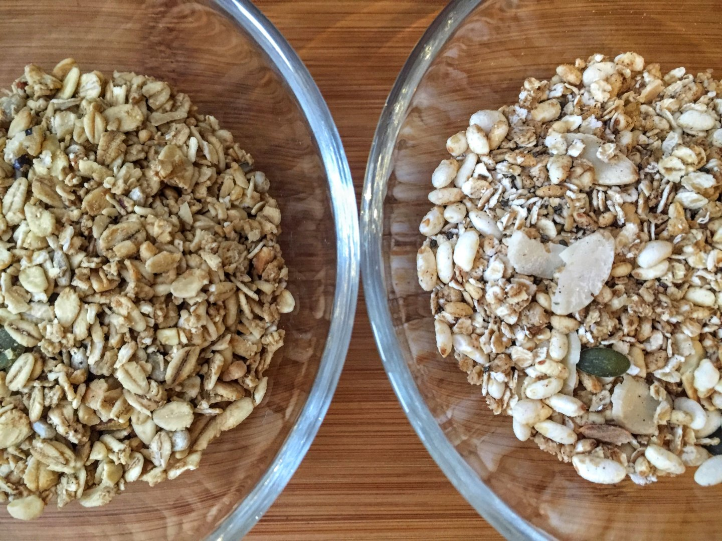 Granola Wars, Joe's vs Lizi's