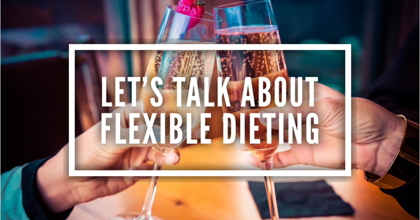 Calorie tracking tips #No.2 – Flexible Dieting
