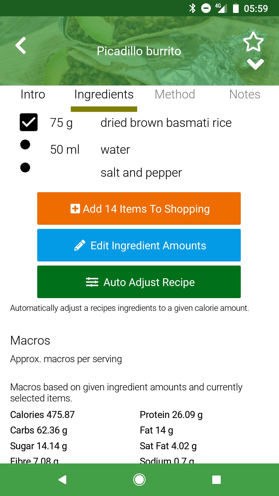 Auto Adjust Feature