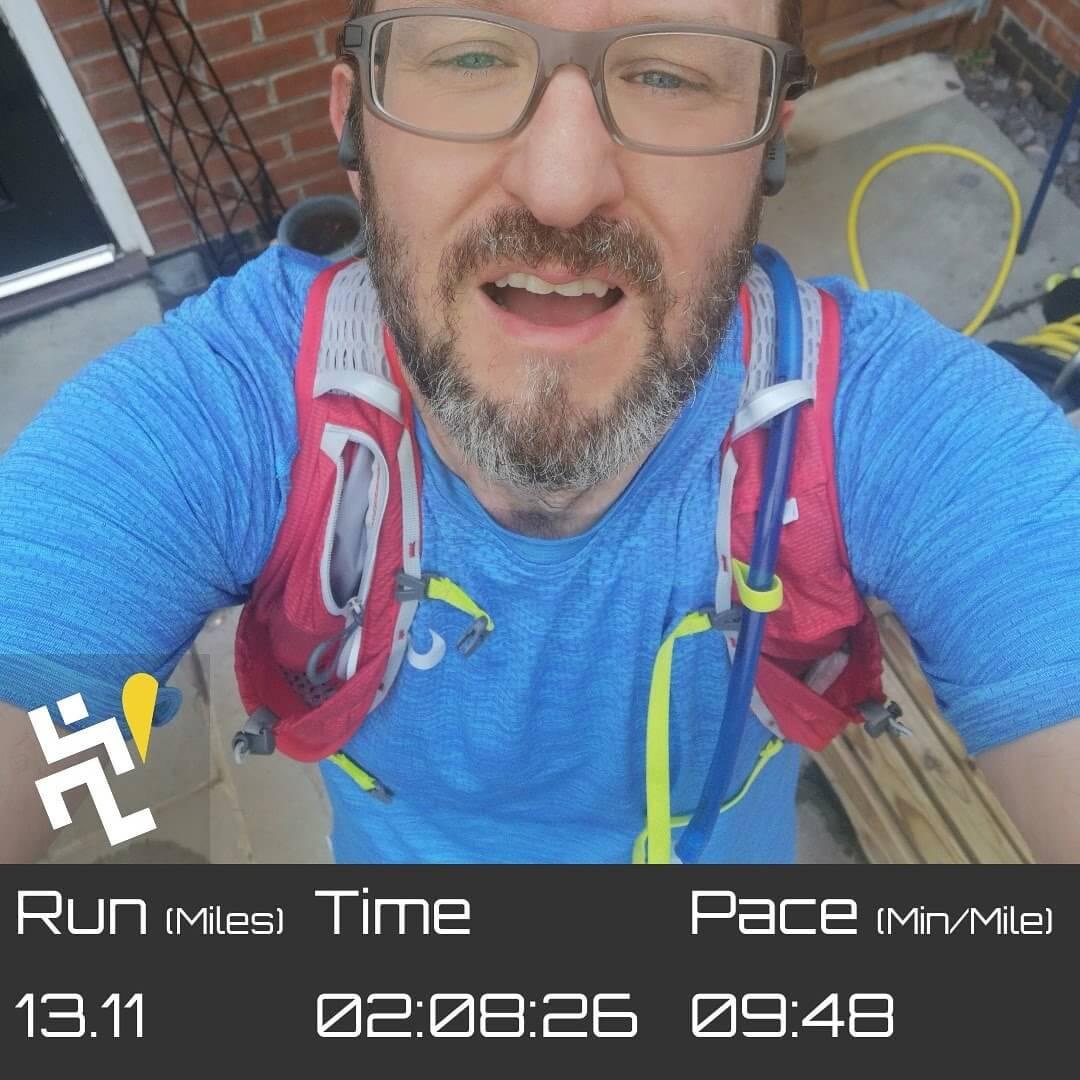 Half Marathon Training Weeks 3 & 4