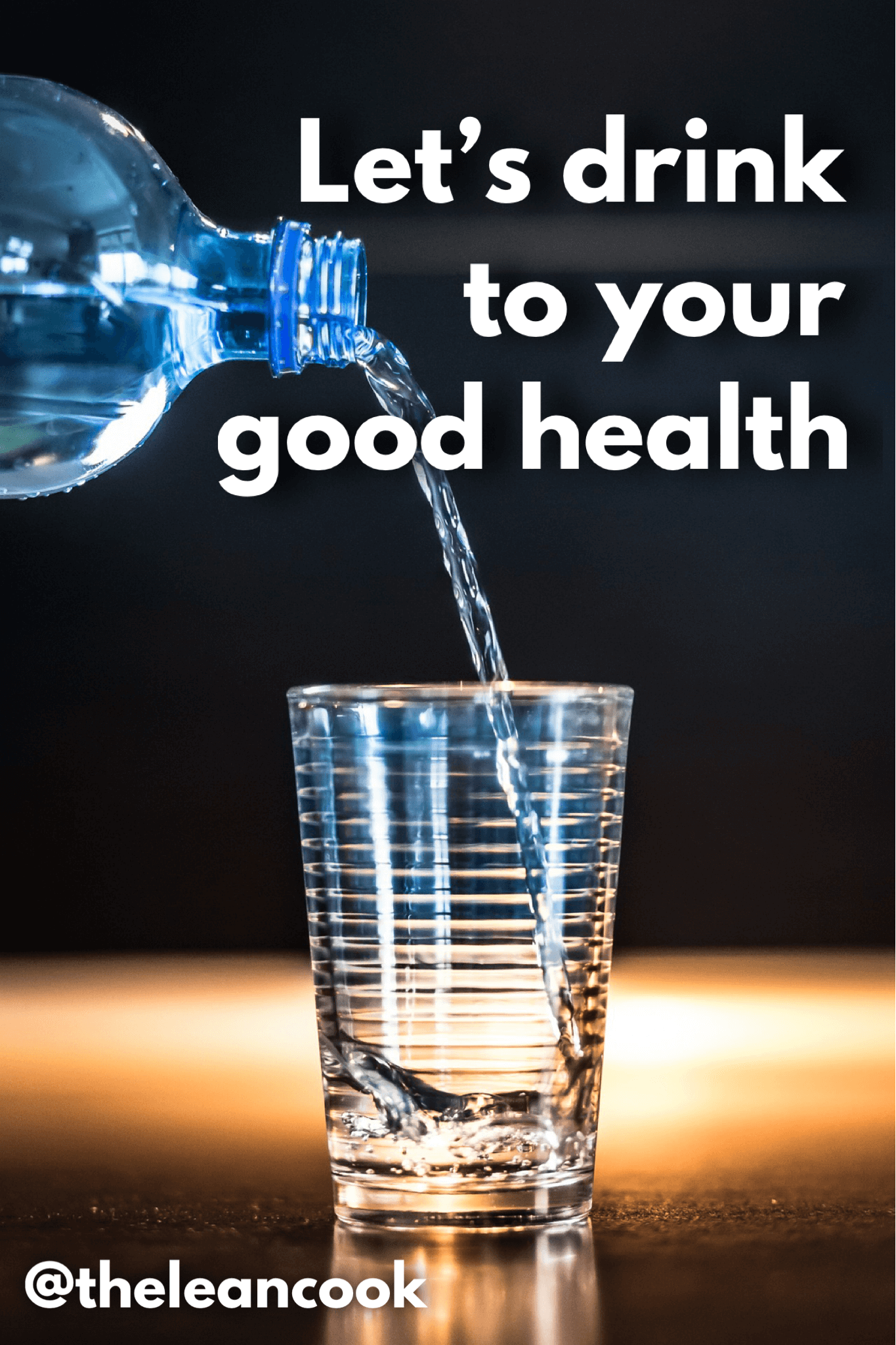Nutrition Tip – Hydration for health and performance.