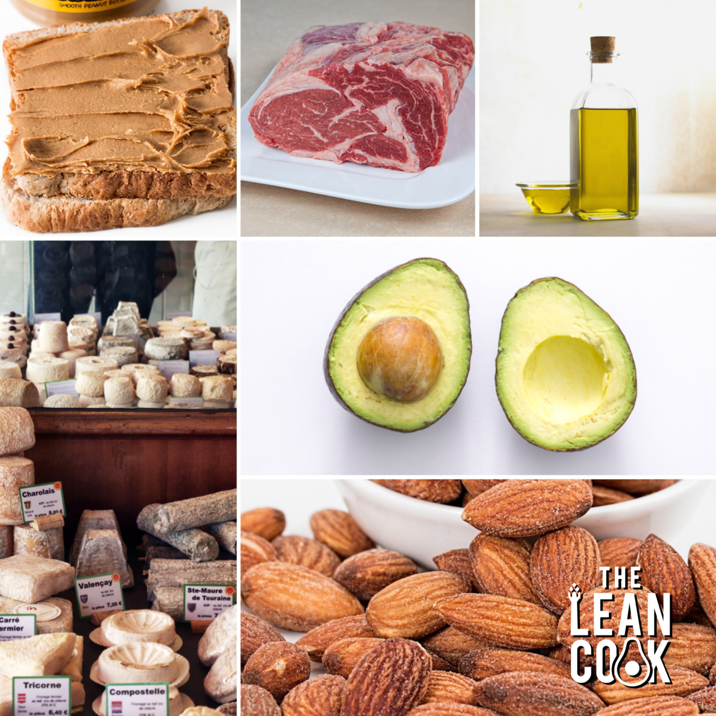 Nutrition tip – Beware of the low fat trap