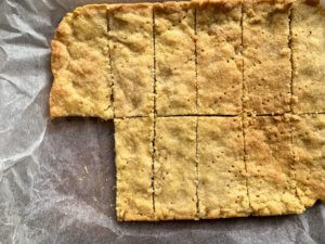 Easy shortbread