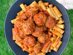 Nella's Meatballs