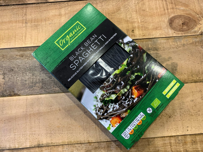Aldi Black Bean Spaghetti – Updated Product Review