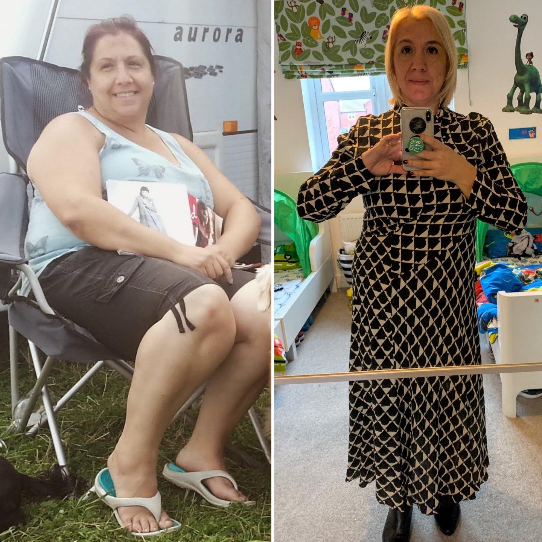 8 lbs loss in 7 weeks