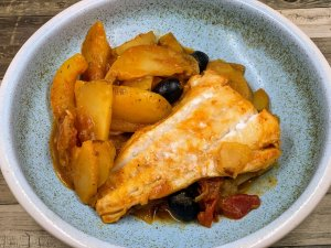 Cod & Potato Stew