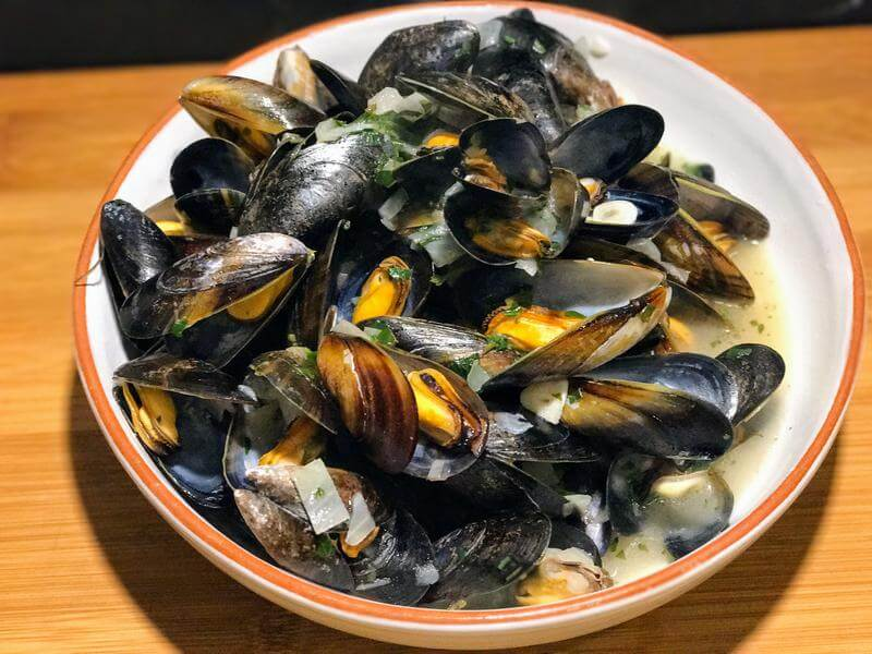 Muscle Mussels