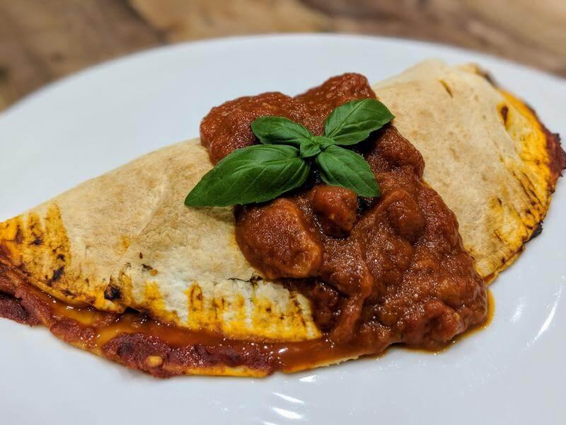 Tortilla Calzone