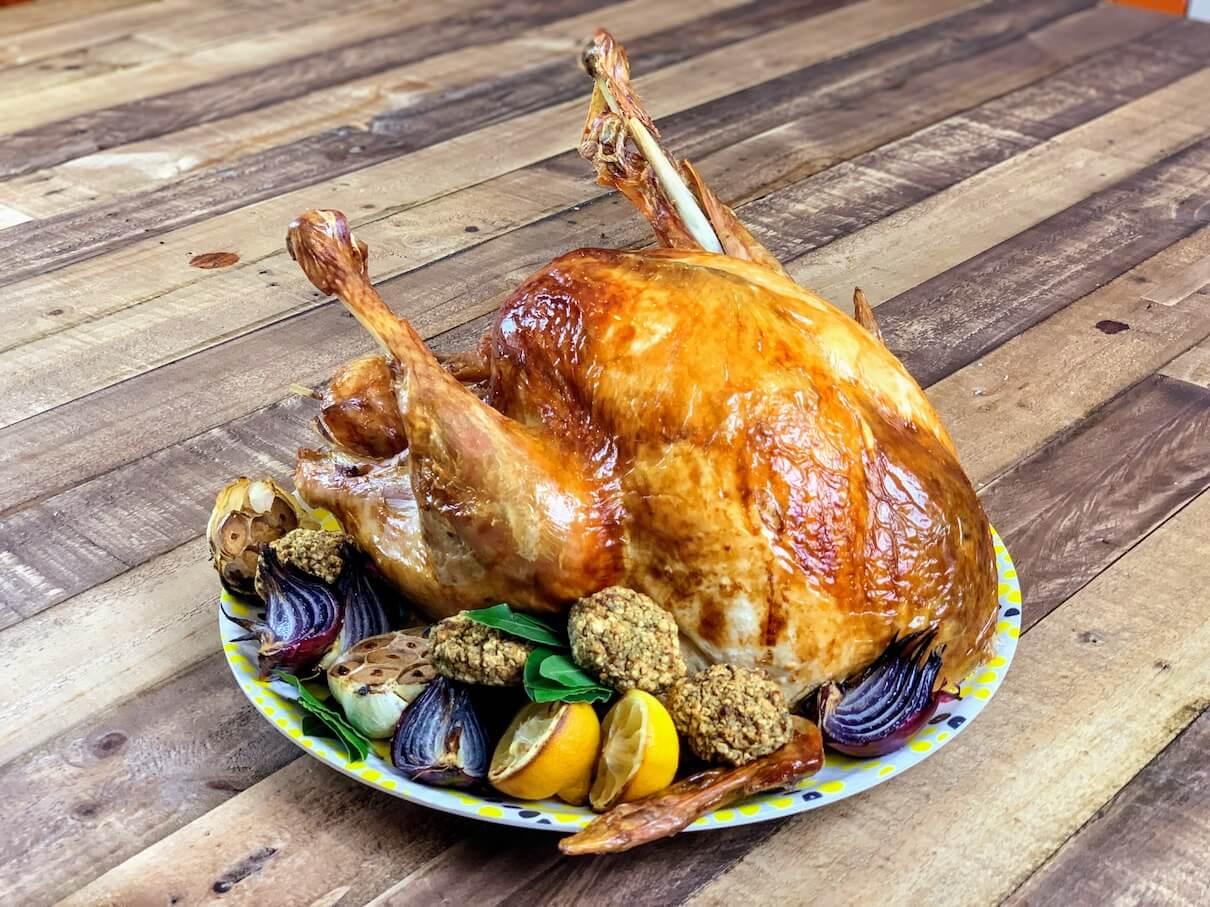 Fuss Free Christmas Turkey
