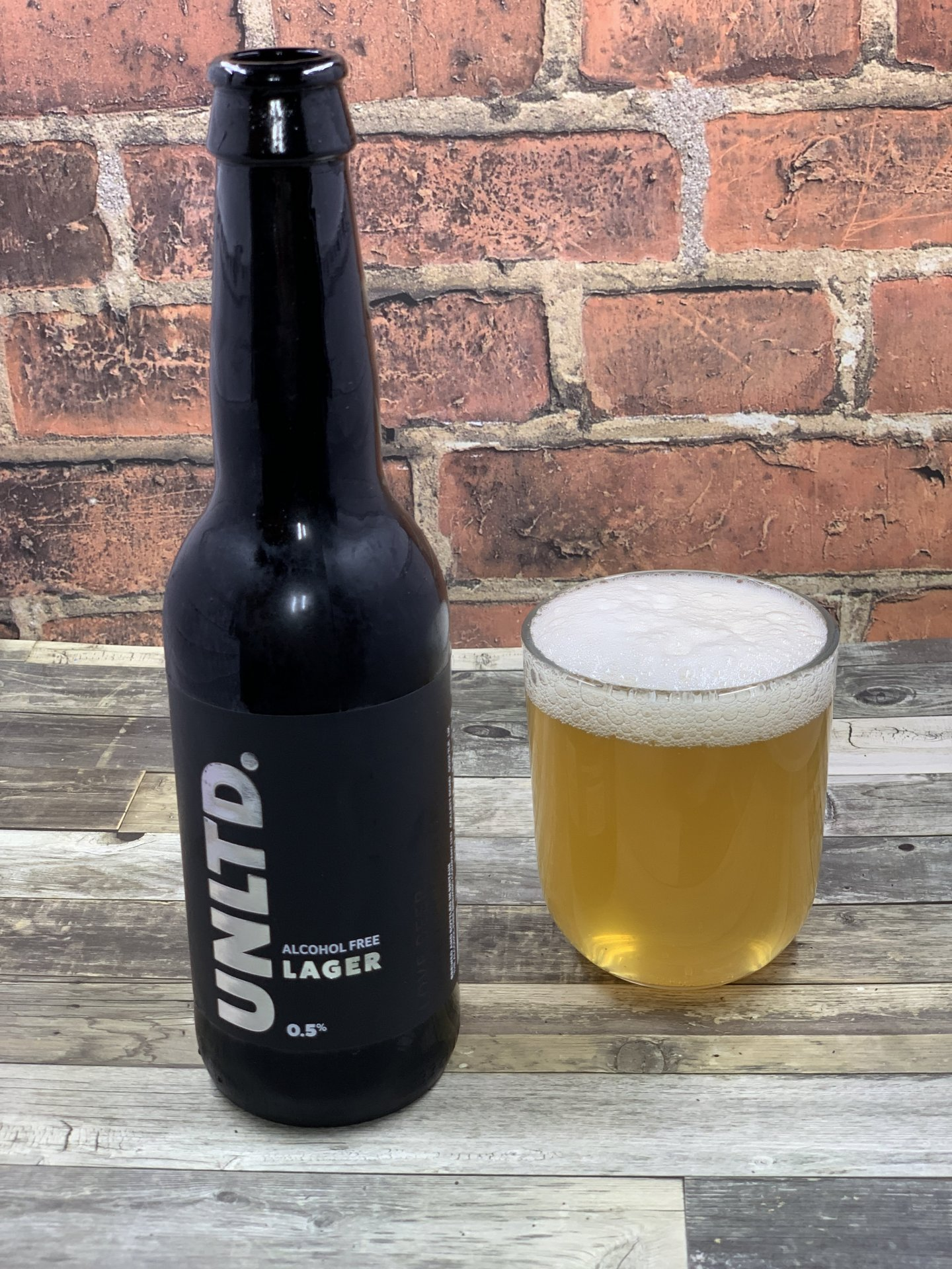UNTLD Alcohol Free Lager Review